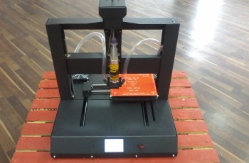 3D food printer Chocola3d Black