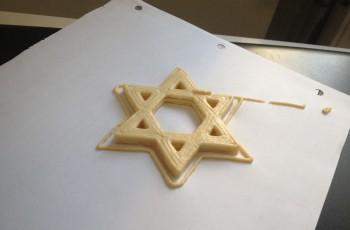 Hummus 3d printed